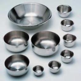 Splash Bowl Metal 140mmx60mm