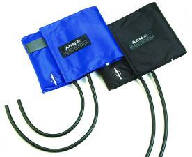 ABN ADULT CUFF AND BLADDER SET BLACK 54CMx15CM, EACH