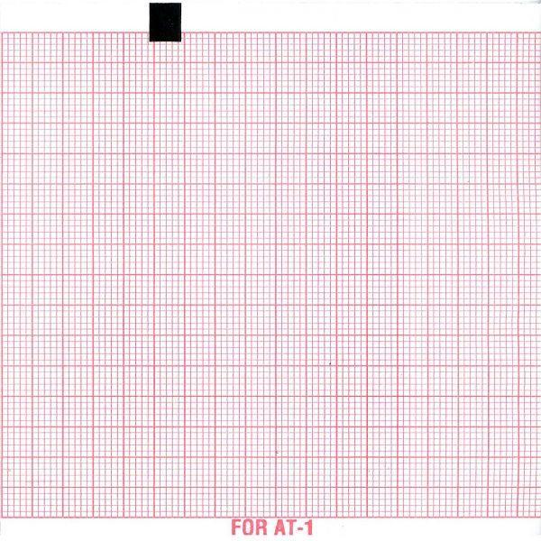 ECG PAPER FOR SCHILLER Z-FOLD 90MM, EACH