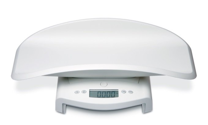 SECA 354 ELECTRONIC BABY SCALE 20KG/44LBS, EACH
