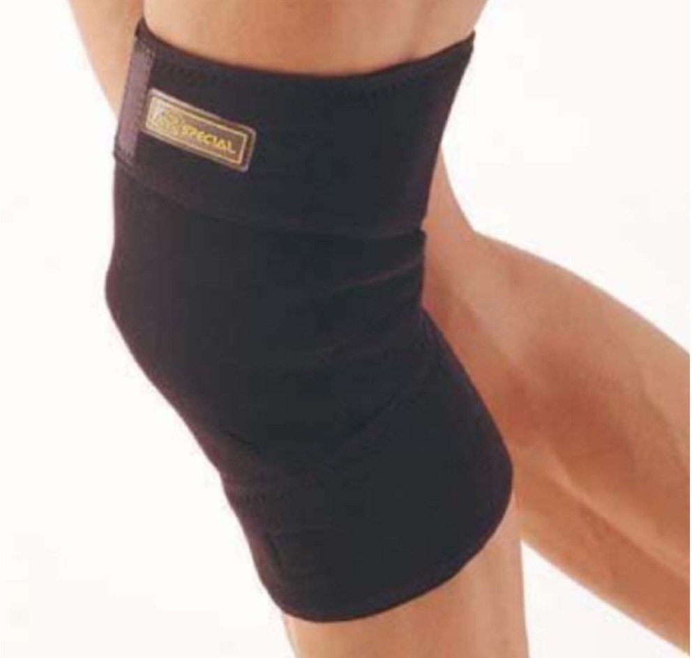 Knee Support Closed Patella (One Size Fits All), each