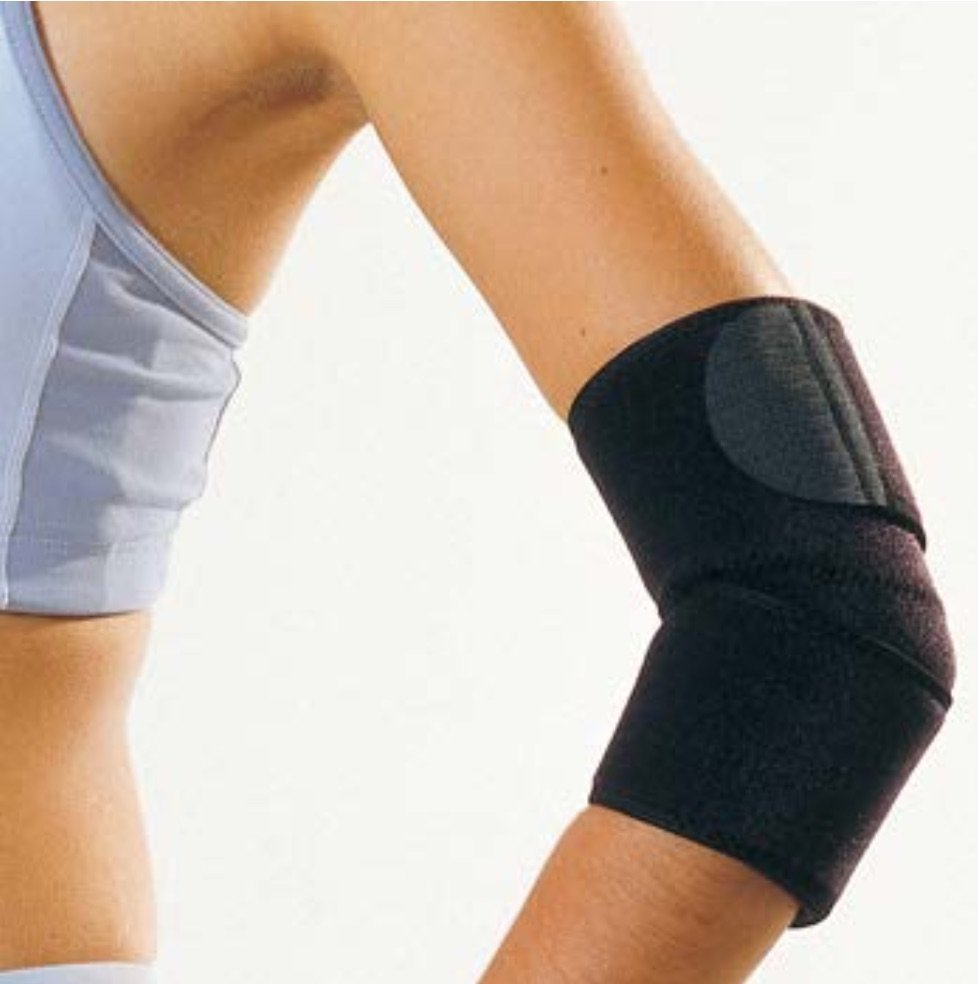 ELBOW SUPPORT (ONE SIZE FITS ALL), EACH