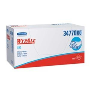 WYPALL 1/4 FOLD WHITE SHEET WIPERS 94224, CTN 8