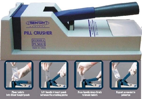 Pill Crusher-Silent knight