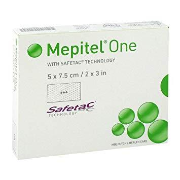 MEPITEL ONE 5CMx7.5CM, BOX 10