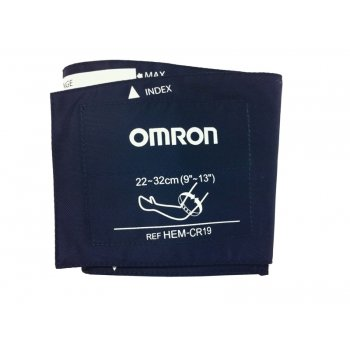 OMRON BLOOD PRESSURE MACHINE CUFF MEDIUM, EACH