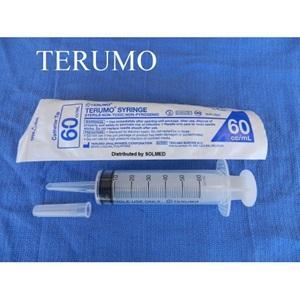 Terumo Syringe Catheter Tip 60mL, Each