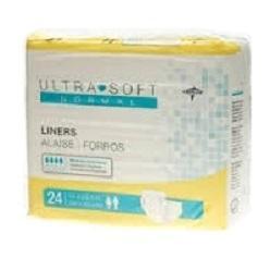 Ultra-Soft Liner Normal 24pk, Pkt 24