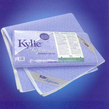 KYLIE SUPREME BED PAD WITH TUCK-INS 1Mx1M 2.5L (NON WATERPROOF)