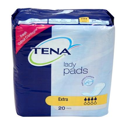 TENA Pads Extra, Pkt 20