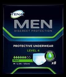 TENA Men Level 4, Pkt 8