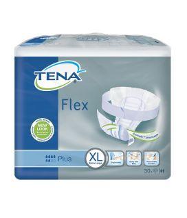 TENA FLEX PLUS X-LARGE PKT 30