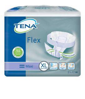TENA FLEX MAXI X-LARGE, PKT 21