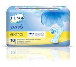 TENA Pads Extra, Pkt 10
