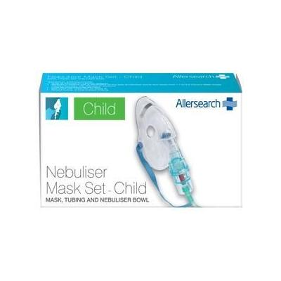 ALLERSEARCH RAPIDFLO CHILD MASK, EACH