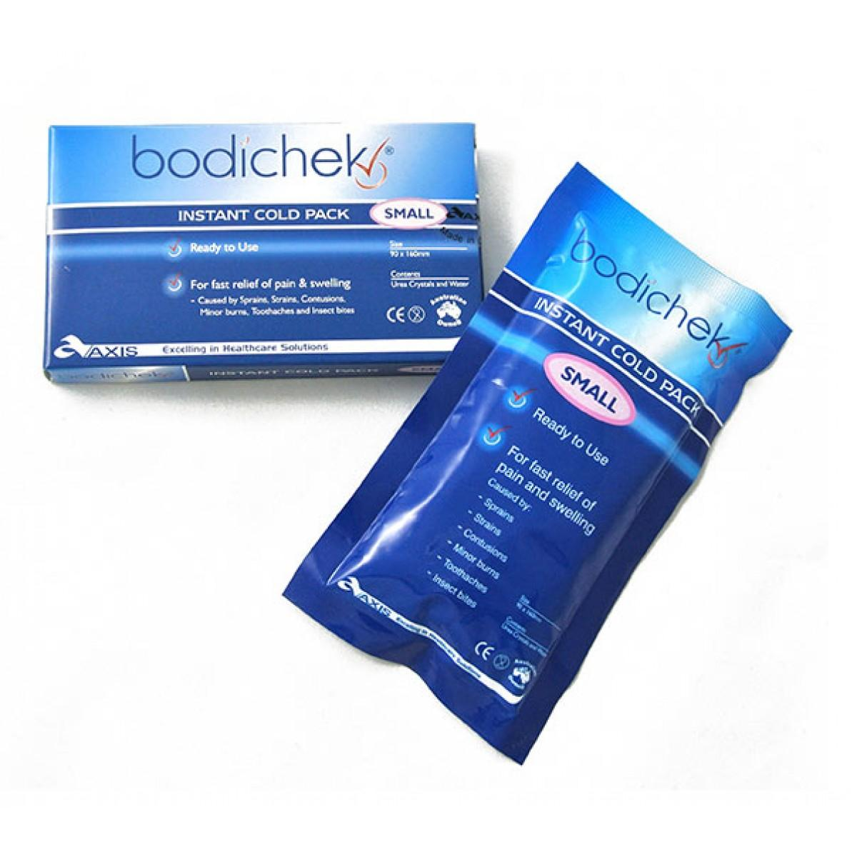BODICHEK INSTANT COLD PACK SMALL, EACH