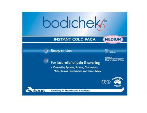 BODICHEK INSTANT COLD PACK MEDIUM, EACH