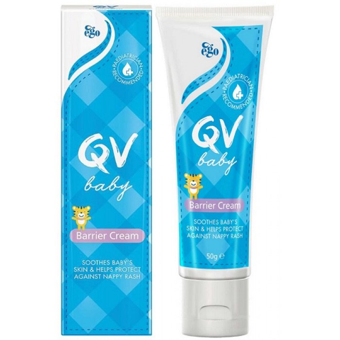 EGO QV BABY BARRIER CREAM 50G EACH
