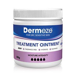 Dermeze Treatment Ointment Jar 500g, each