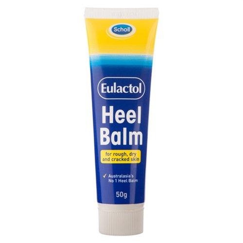 Scholl Eulactol Heel Balm 50g, Each