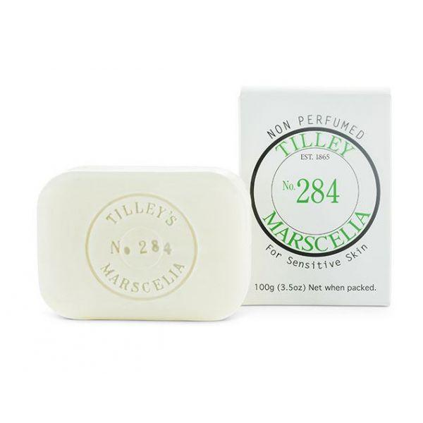 MARSCELIA UNSCENTED SOAP BAR 100G, EACH