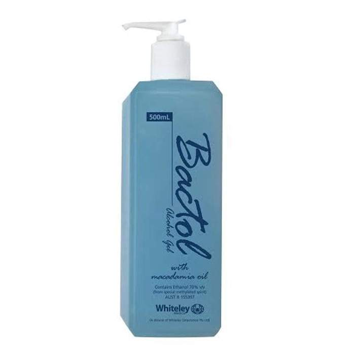 BACTOL ANTIBACTERIAL HAND GEL 500ML EACH