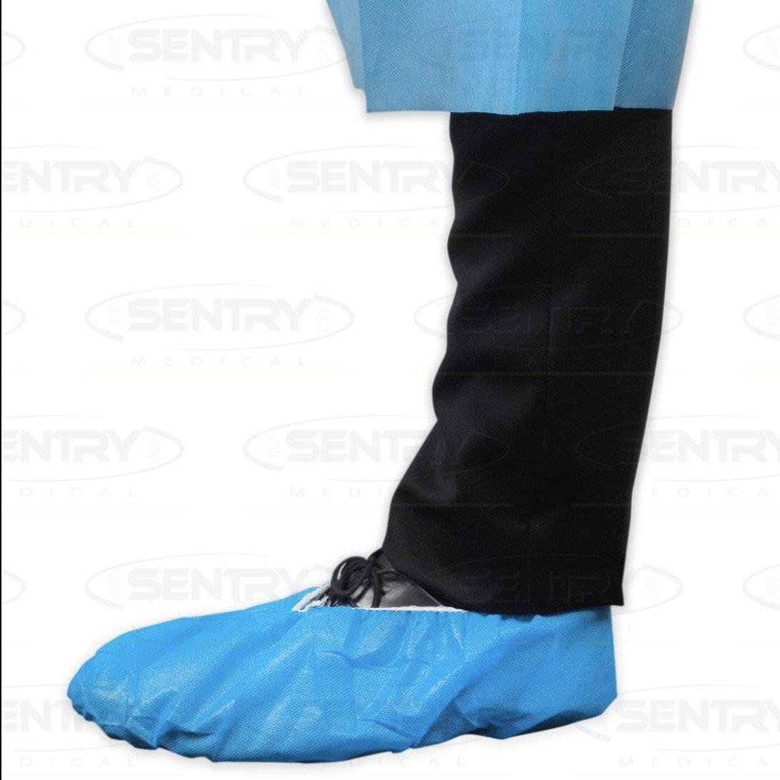 OWEAR OVERSHOES NON SKID OSN001, PKT 100
