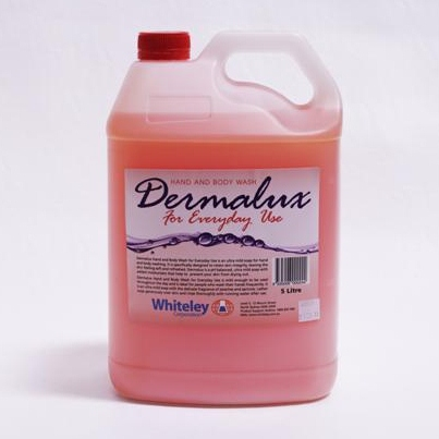 DERMALUX MILD SOAP 5L EACH