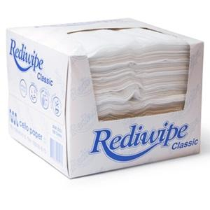 Rediwipe Classic Paper White 100's, each