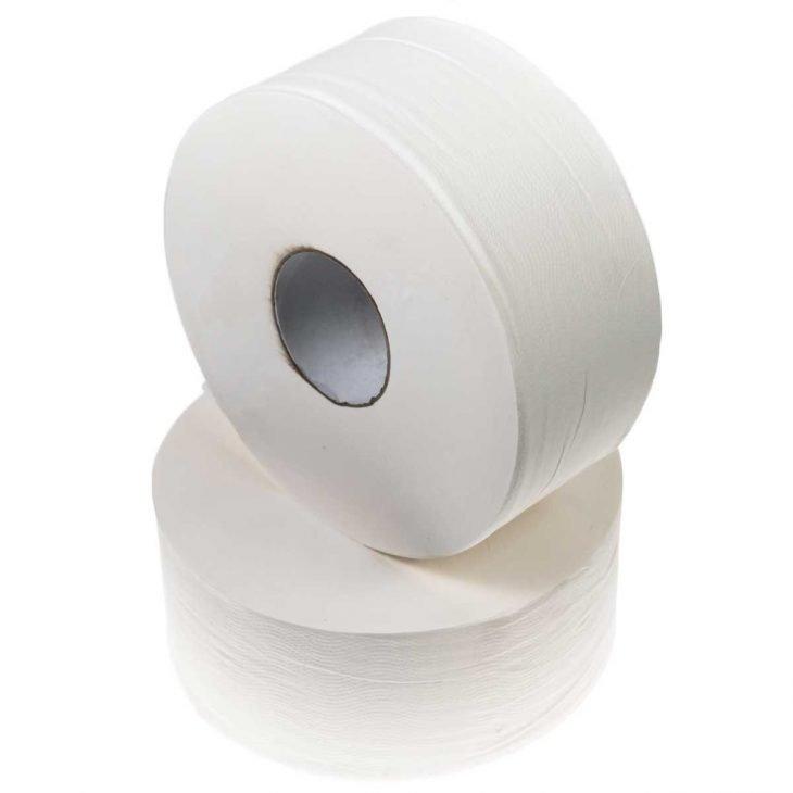 Duro Jumbo Toilet Rolls 2 Ply, 300M,  CTN