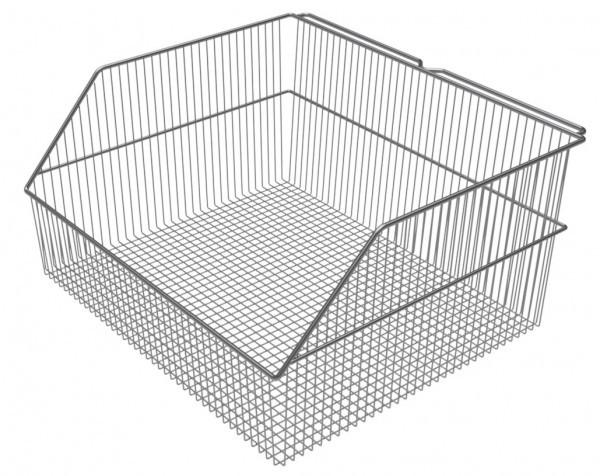 Close mesh basket 415mmx350mmx200
