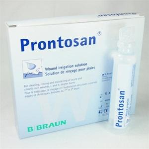 PRONTOSAN WOUND IRRIGATION AMPOULES 40ML EACH