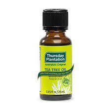 TEA TREE OIL 100% PURE 25ML, EACH