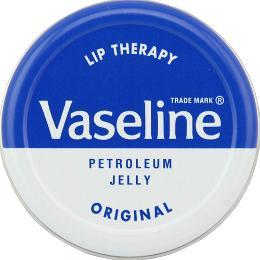 Vaseline Lip Therapy Petroleum Jelly Balm, Original 20g