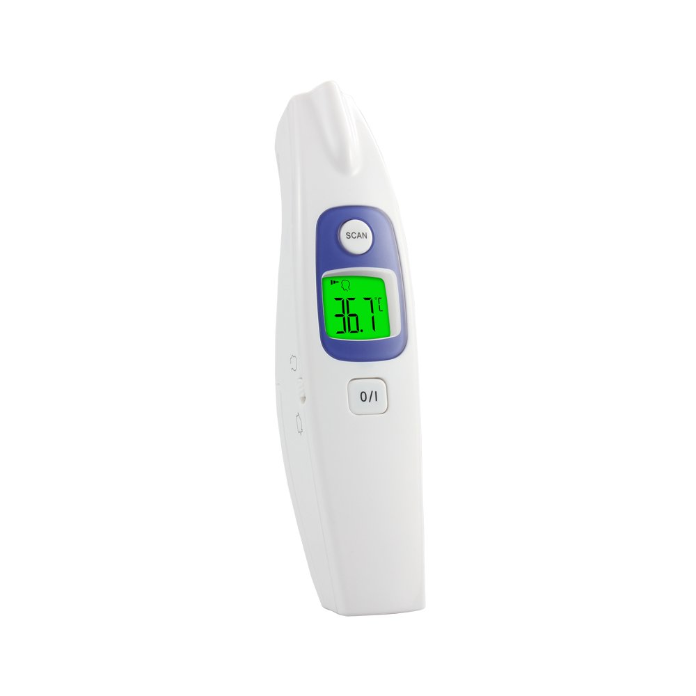 JIACOM NON-CONTACT INFRARED THERMOMETER EACH