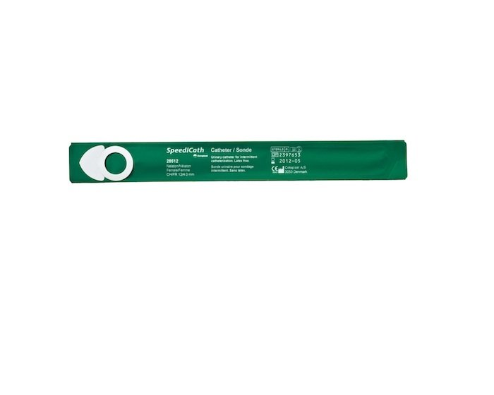 SPEEDICATH INTERMITTENT CATHETER FEMALE 12FR 28512, EACH