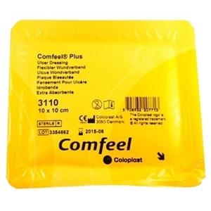 COMFEEL PLUS 10CMx10CM, BOX 10