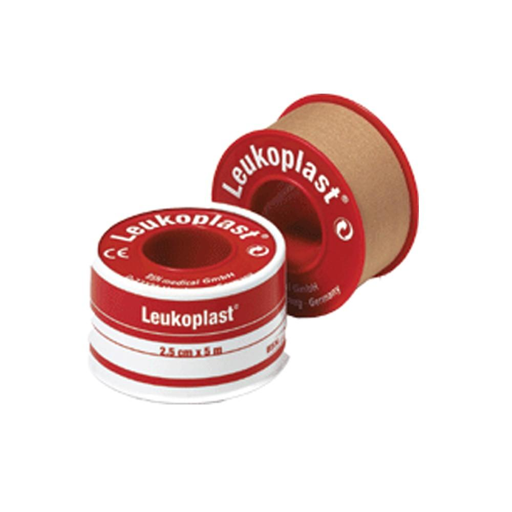 LEUKOPLAST ELASTIC TAPE 5CMx2.5M EACH