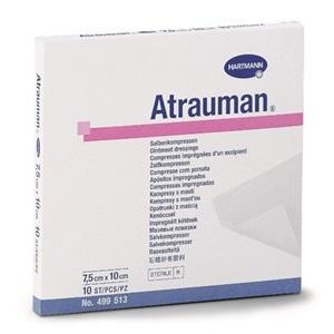 ATRAUMAN 7.5CMx10CM, BOX 50