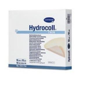 HYDROCOLL THIN DRESSING 10CMx10CM BOX 10