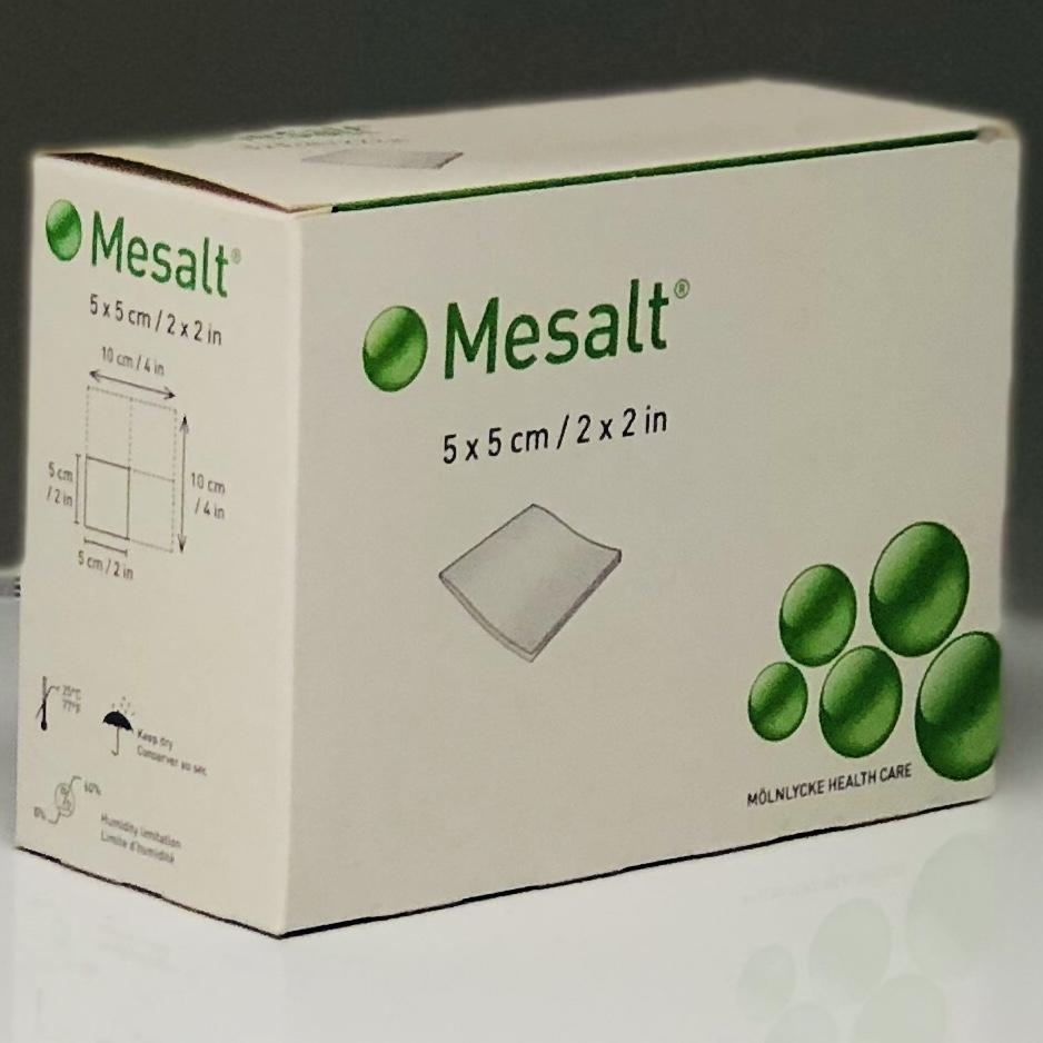MESALT 5CMx5CM BOX 30