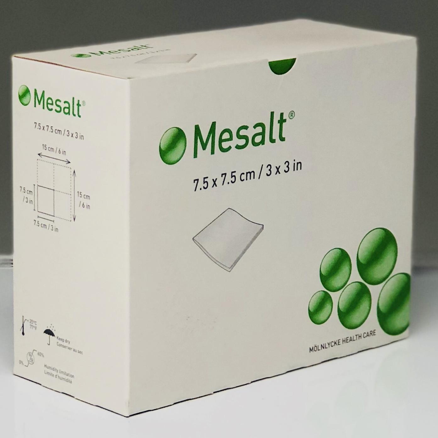MESALT 7.5CMx7.5CM, BOX 30