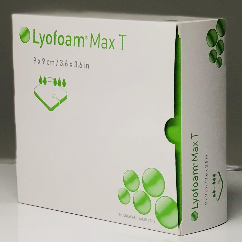 LYOFOAM MAX T 9CMx9CM BOX 10