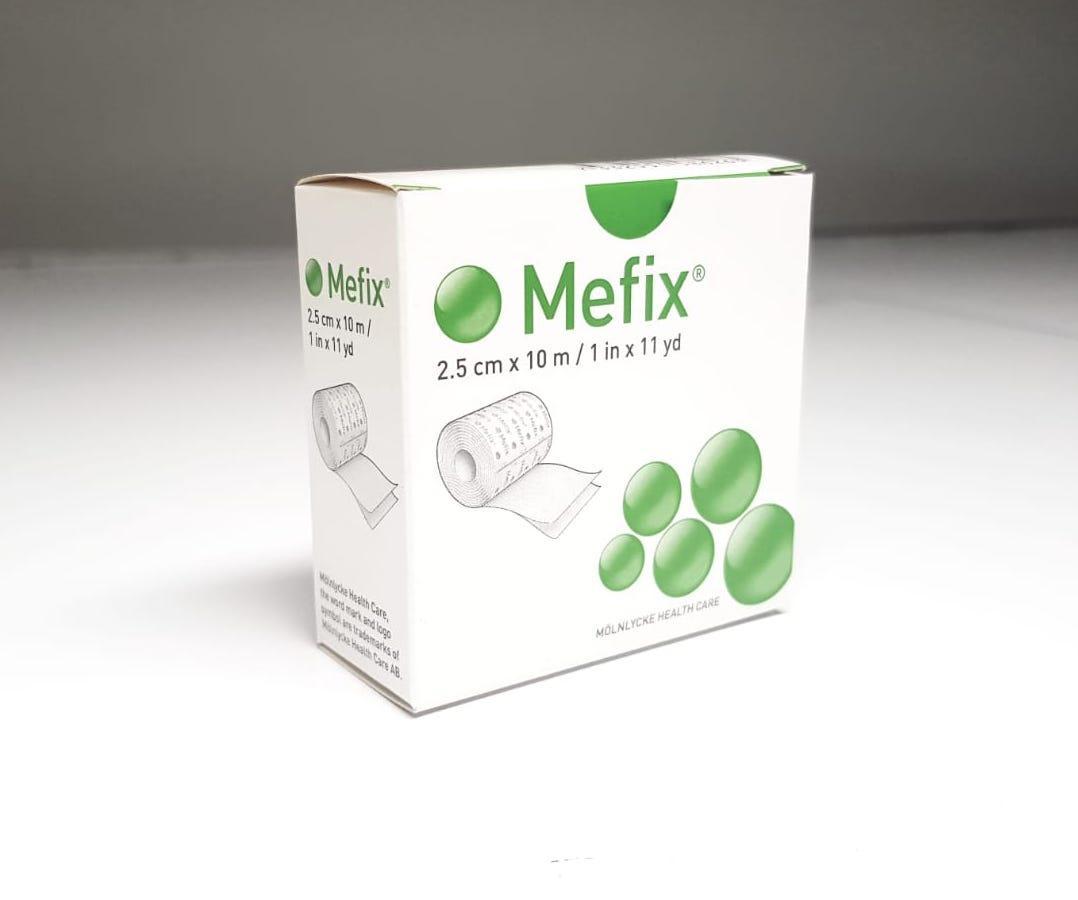 Mefix Tape 2.5cm x 10M, Each