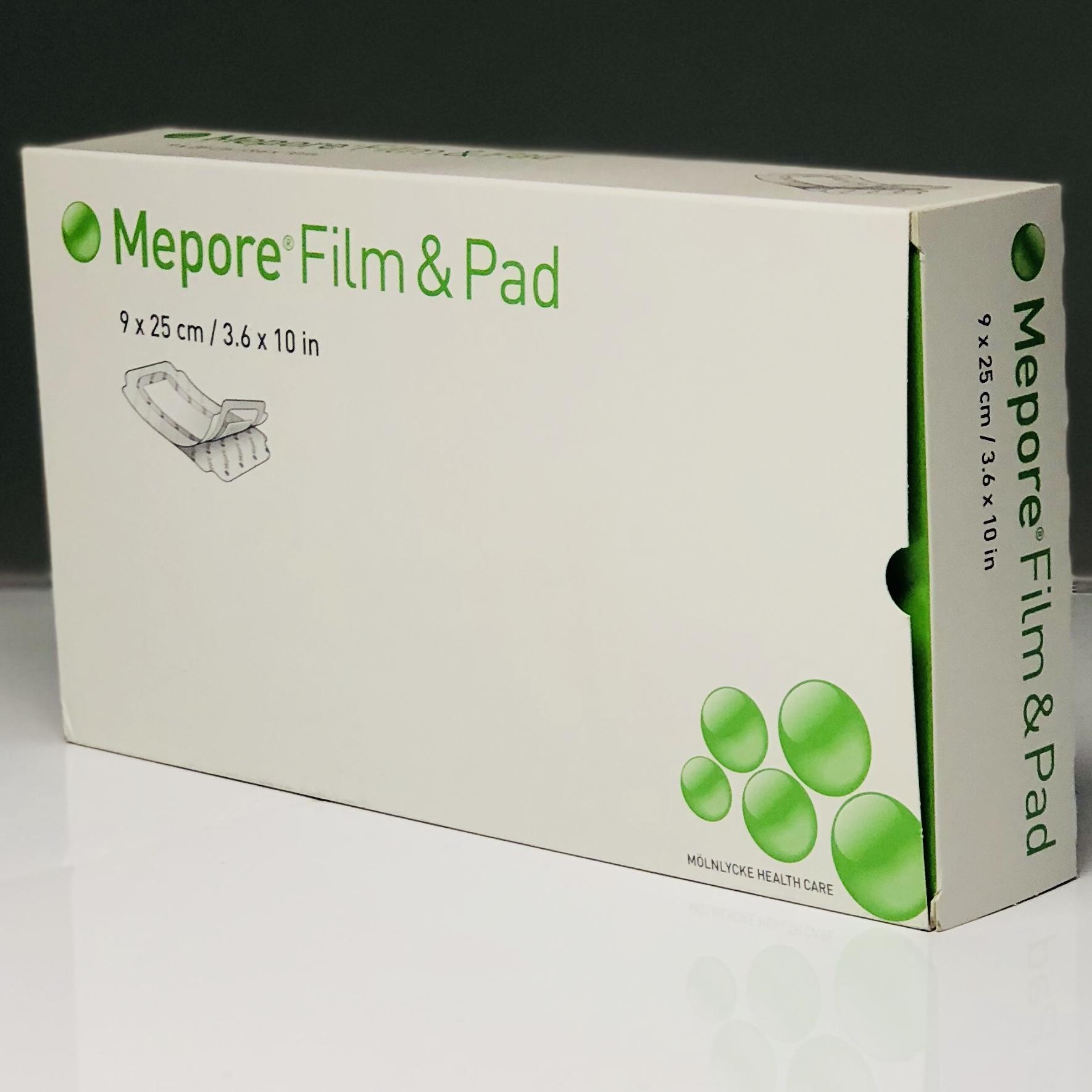 MEPORE FILM & PAD 9CMx25CM BOX 30
