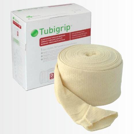 TUBIGRIP NATURAL SIZE D 10M EACH