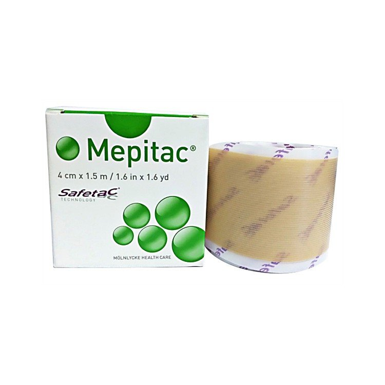 MEPITAC SILICONE TAPE 4CMx1.5M EACH
