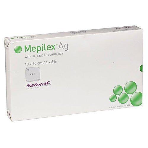 MEPILEX AG 10CMx20CM, BOX 5