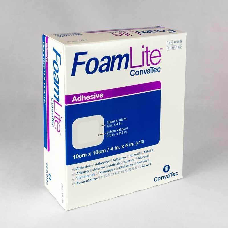 AQUACEL FOAM LITE 10CMx10CM BOX 10