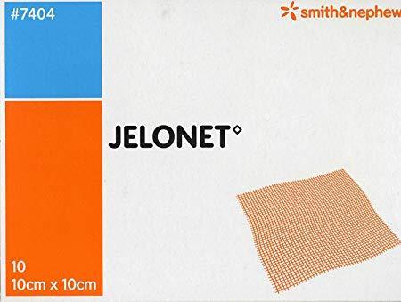 JELONET STERILE 10CMx10CM BOX 10